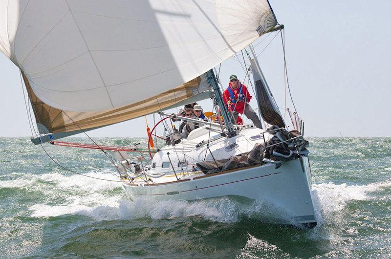 36.7 First, Beneteau 36.7 for sale, Ay Caliente